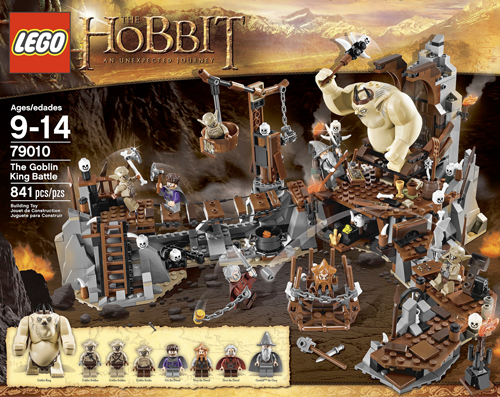 79010 Goblin King Battle