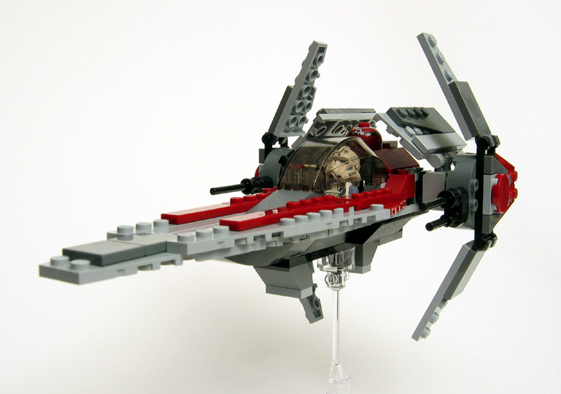 Review 6205 v wing fighter