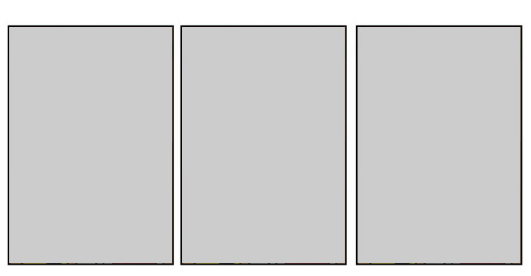 Pics for comic strip template 3 panels for Four panel comic strip template