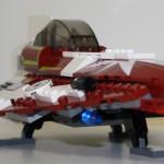 Front-shot missiles