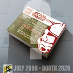 SDCC 2009 Brickmaster Exclusive