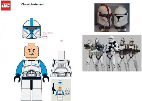 Clone Lieutenant