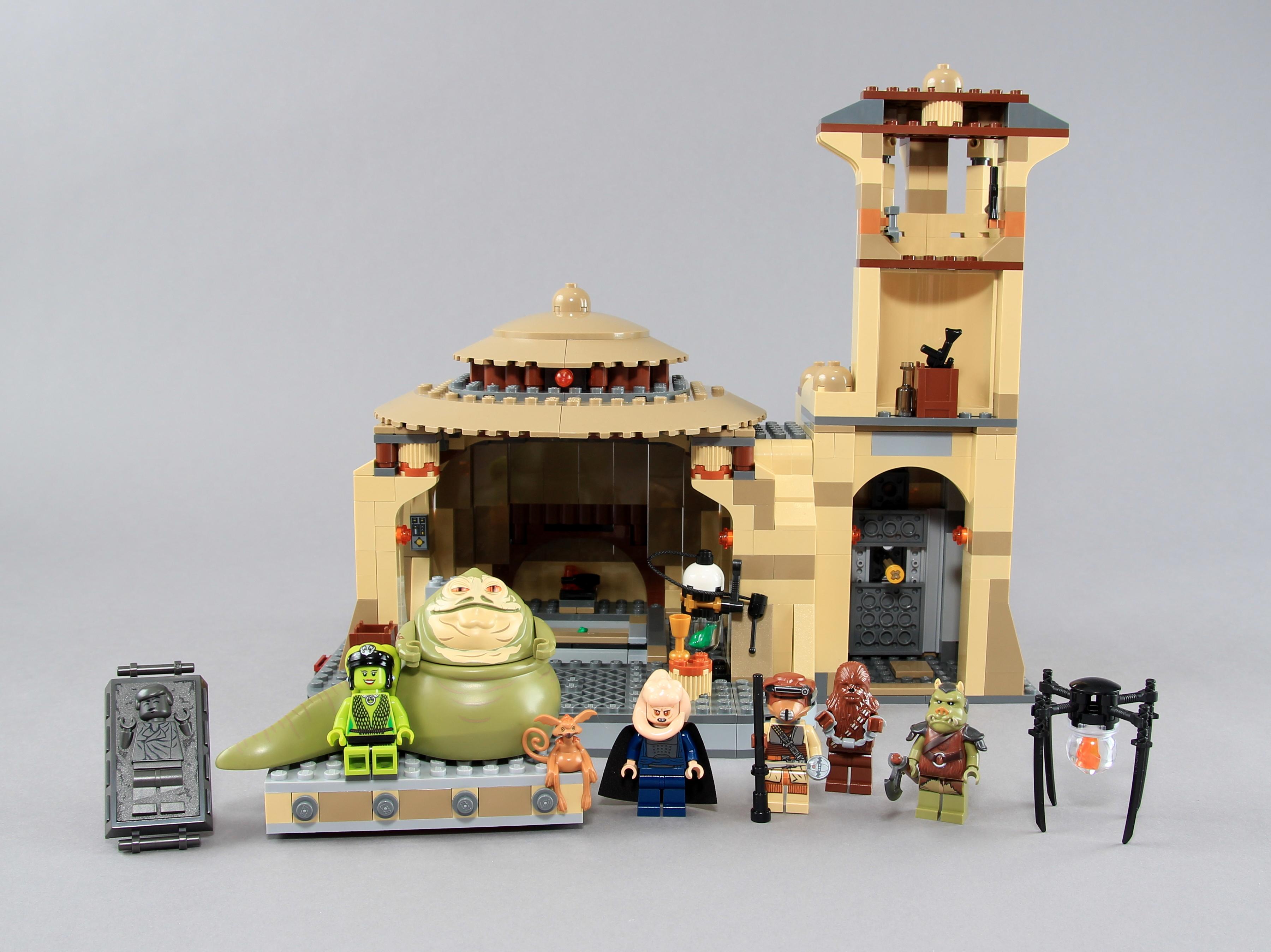 Pics Photos - L... Jabba's Palace
