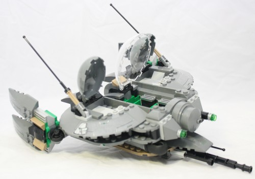 Black Zero Dropship - Opened