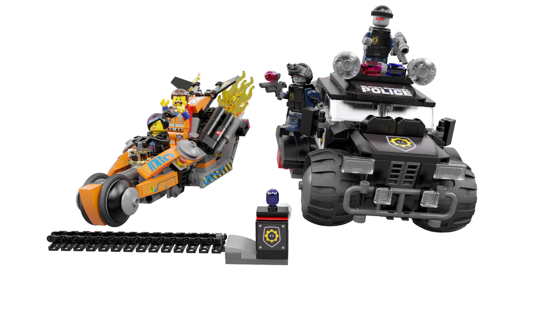 LEGO Announces The LEGO Movie LEGO Merchandise | LEGO News | From