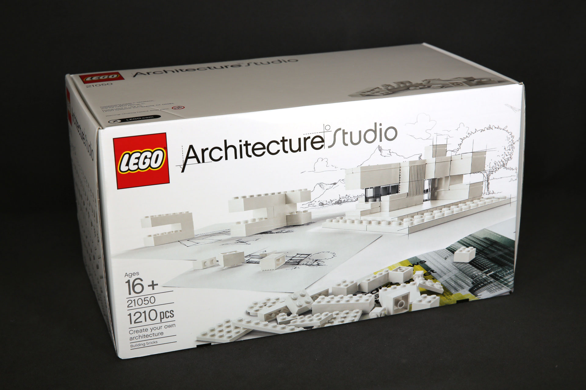 Image gallery lego architecture studio for Online architects