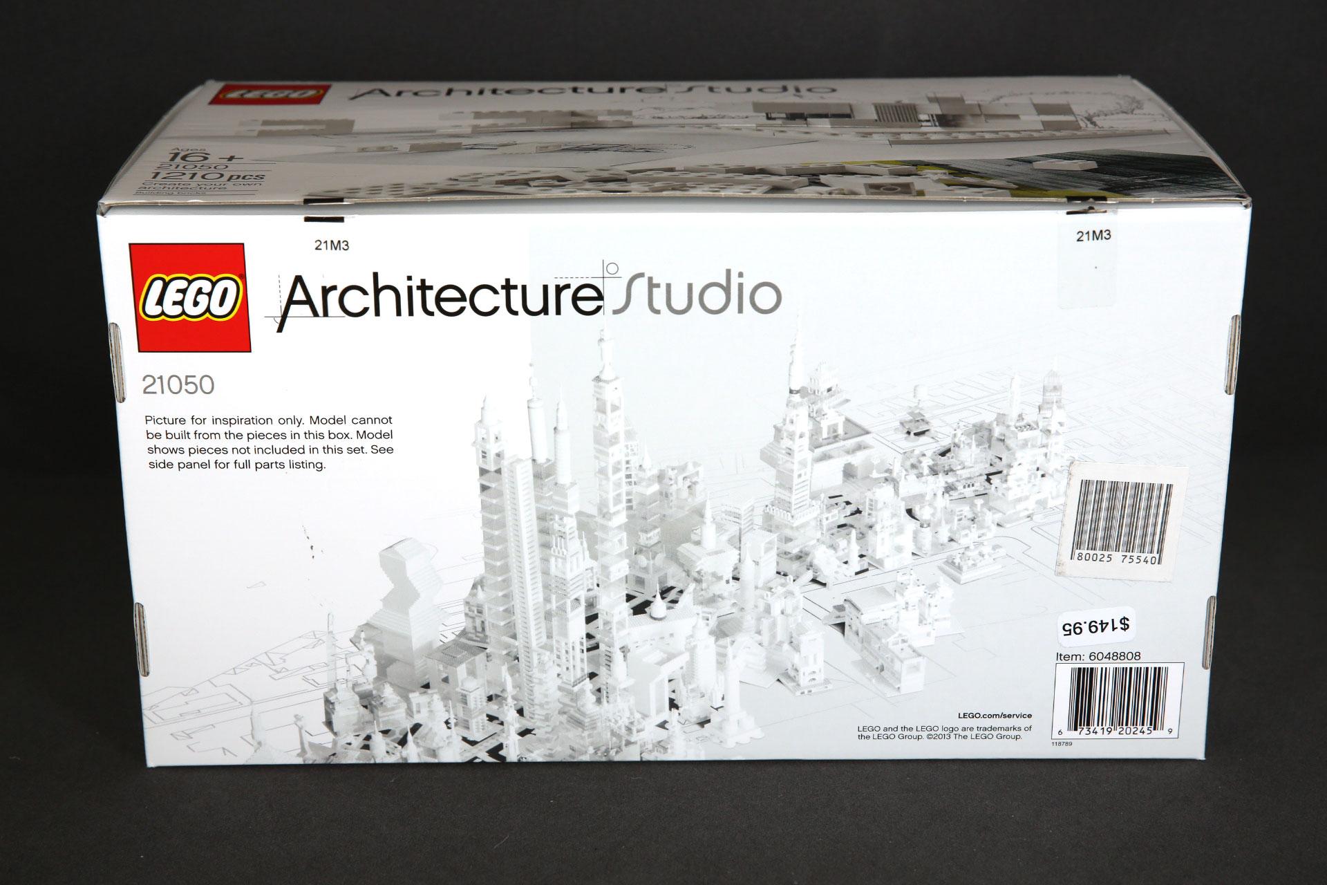 Architecture Studio Lego lego architecture review: 21050 architecture studio | from bricks