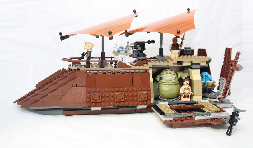 Sail Barge - Full Set
