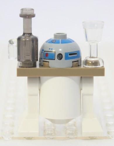 Sail Barge - R2-D2 Back