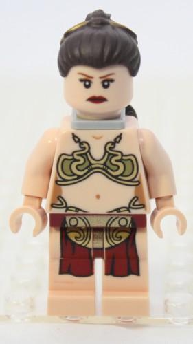 Sail Barge - Slave Leia