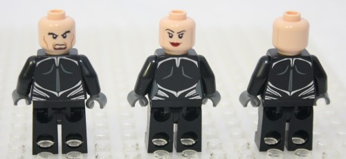 The Bad Guys - Back Alt-Faces