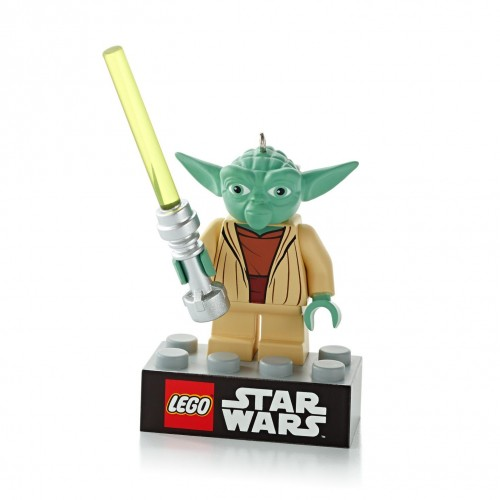 Yoda Keepsake Ornament