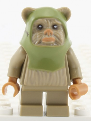 Ewok (Green Hood)