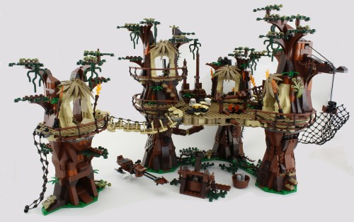 Playset - No Minifigures