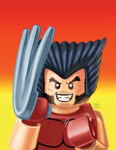X-Men #5 - LEGO Variant
