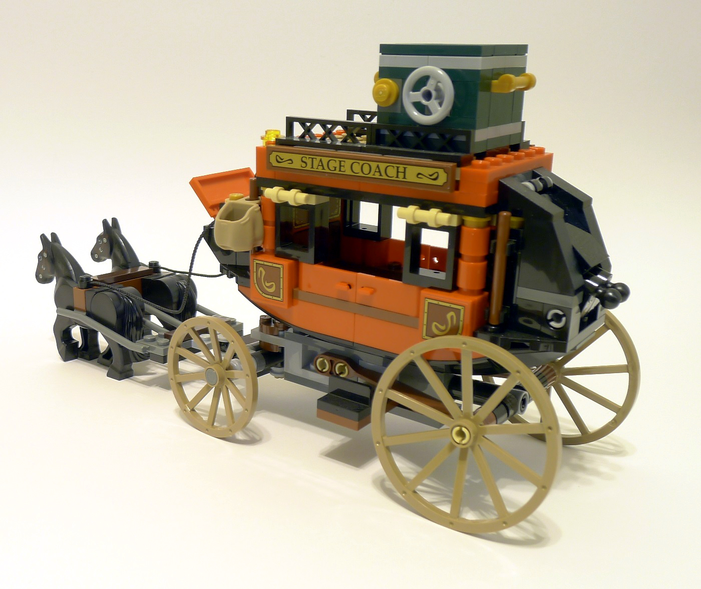 LEGO Carts & Carriages 1 - a gallery on Flickr