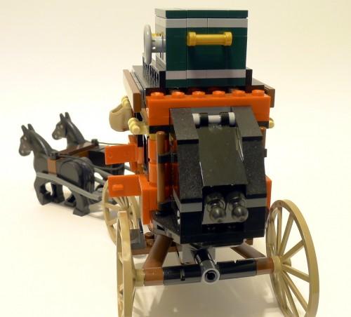 79108 Stagecoach Cargo