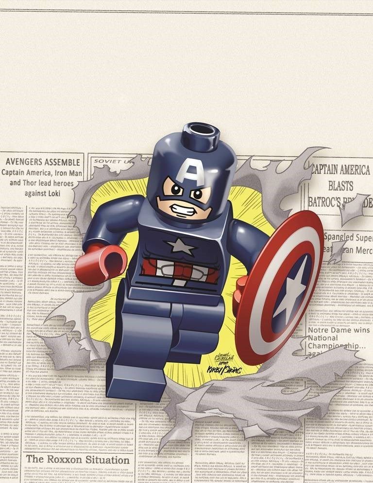 Lego star wars forum from bricks to bothans view topic marvel lego variant covers primer - Lego capitaine america ...