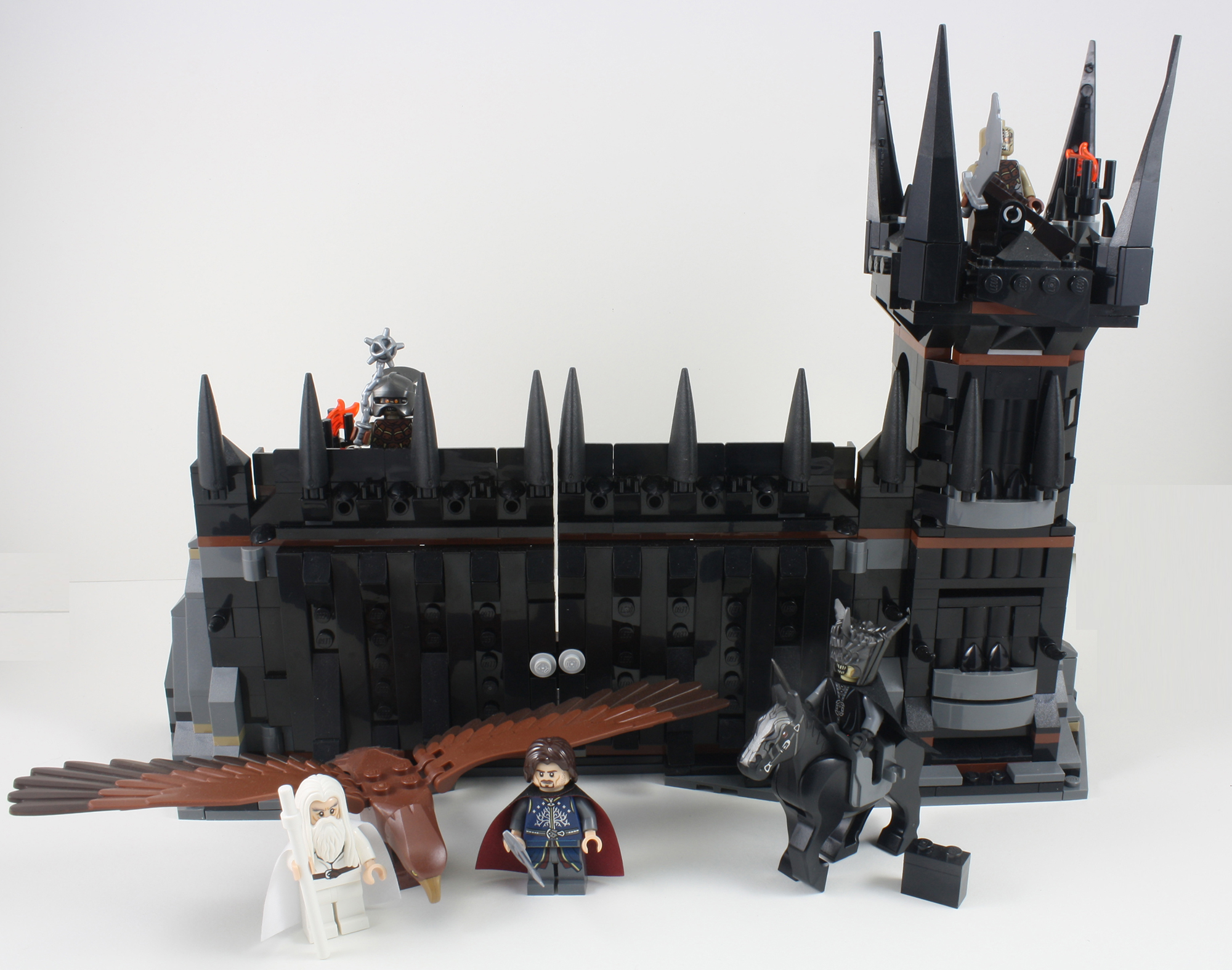 lego lord of the rings guide