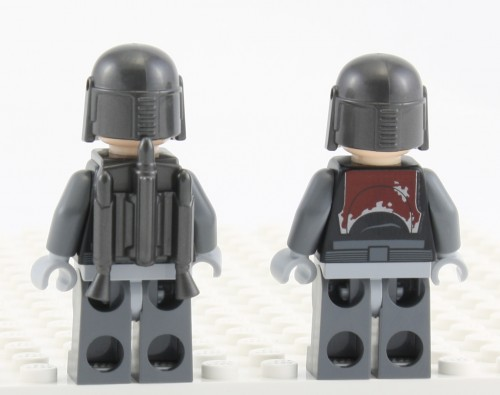 Mandalorian Super Commandos - Backs