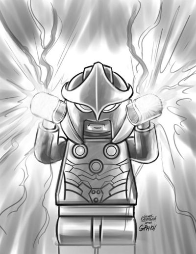 lego magneto coloring pages - photo#17
