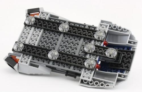 Speeder - Underside
