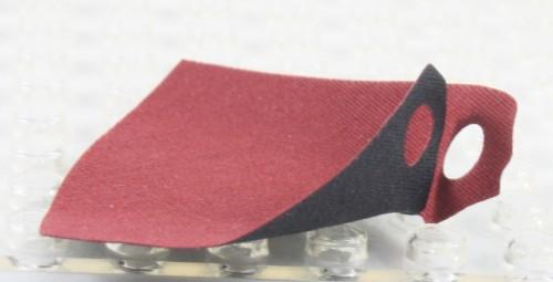 Two-Color Cape