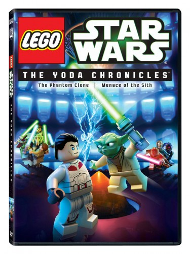 LEGO Star Wars The Yoda Chronices