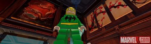 3 - Iron Fist