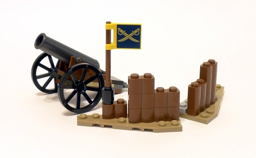 79106 Cannon and Barrier