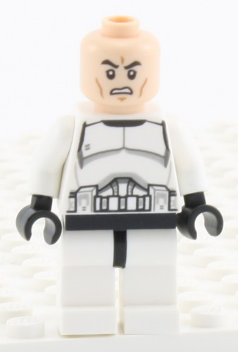 Clone Trooper - Face
