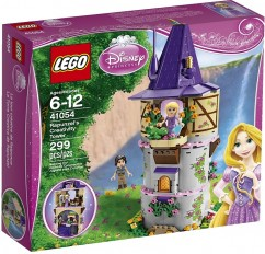 41054 Rapunzel's Creativity Tower 1