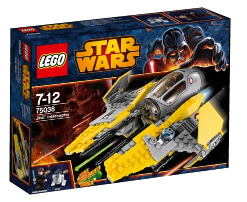 Eurobricks & Brickset Reveals LEGO Star Wars 2014 Set Images 75038-Jedi-Interceptor