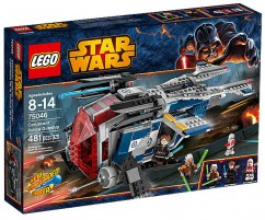 Eurobricks & Brickset Reveals LEGO Star Wars 2014 Set Images 75046-242x201