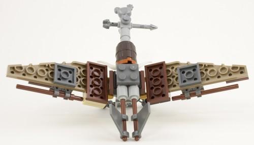 70800 - Glider Back