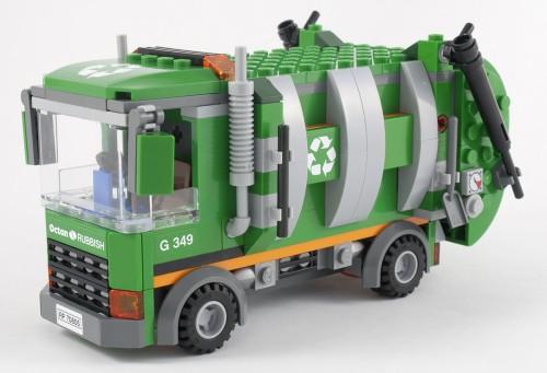 70805 - Garbage Truck