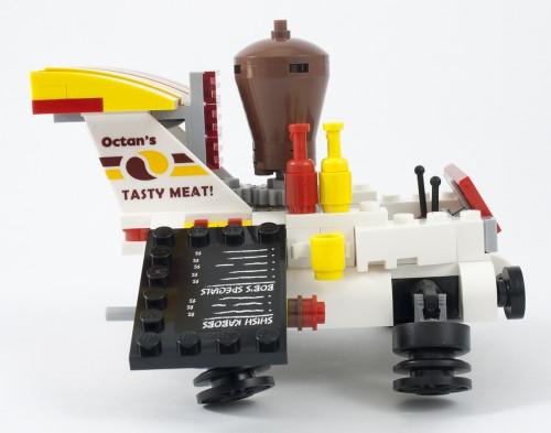 lego movie ice cream truck instructions