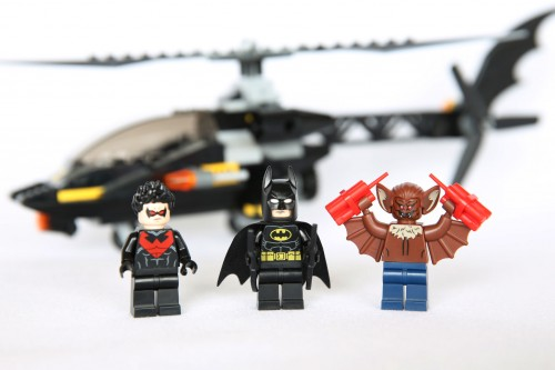76011 Batman Man-Bat Attack 1