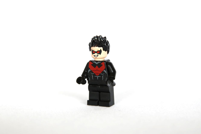 Batman Beyond Lego Sets in the initial LEGO Batman