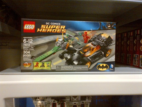 76012 Batman- The Riddler Chase