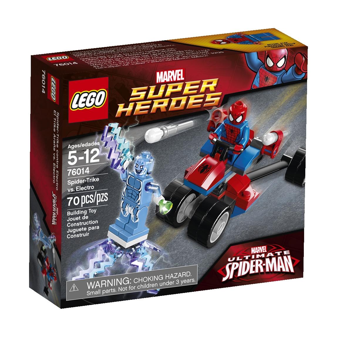 LEGO Super Heroes Marvel Comics News: LEGO Marvel Super Hero Sets For ...