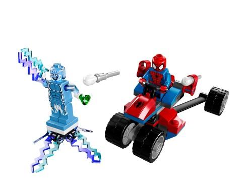 76014 Spider-Trike vs. Electro 2