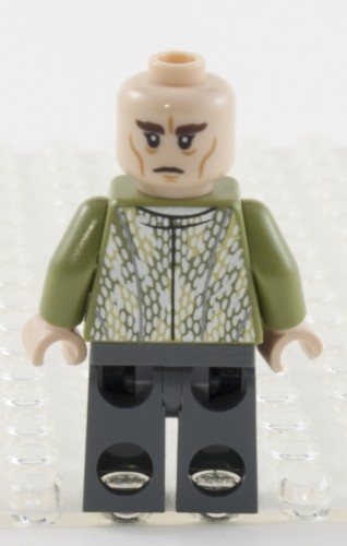 79012 - Thranduil Back and Alt Face