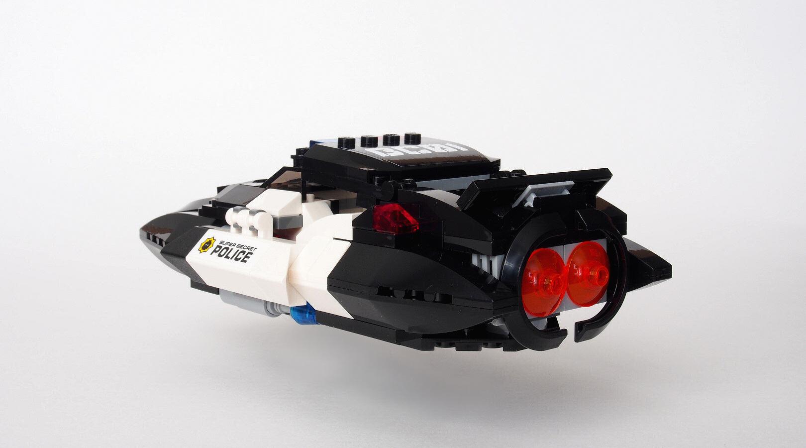 Lego Custom Police Car.html | Autos Post
