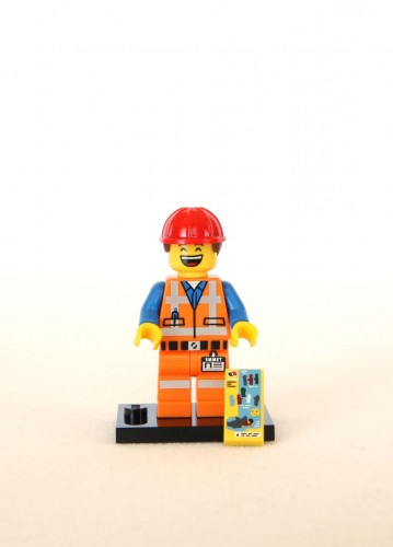 The LEGO Movie Minifigures - Emmet 2