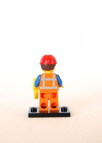 The LEGO Movie Minifigures - Emmet 3