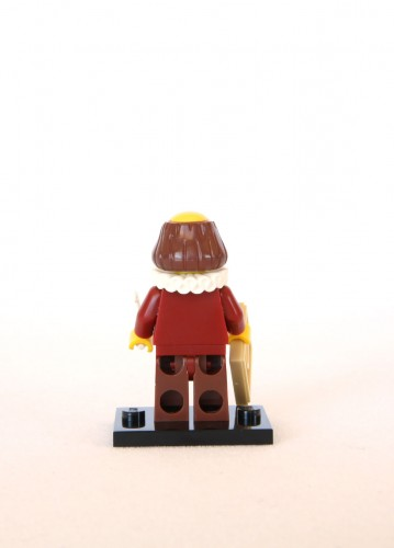 The LEGO Movie Minifigures - Shakespeare 2