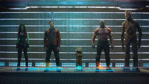 Guardians of the Galaxy - Lineup