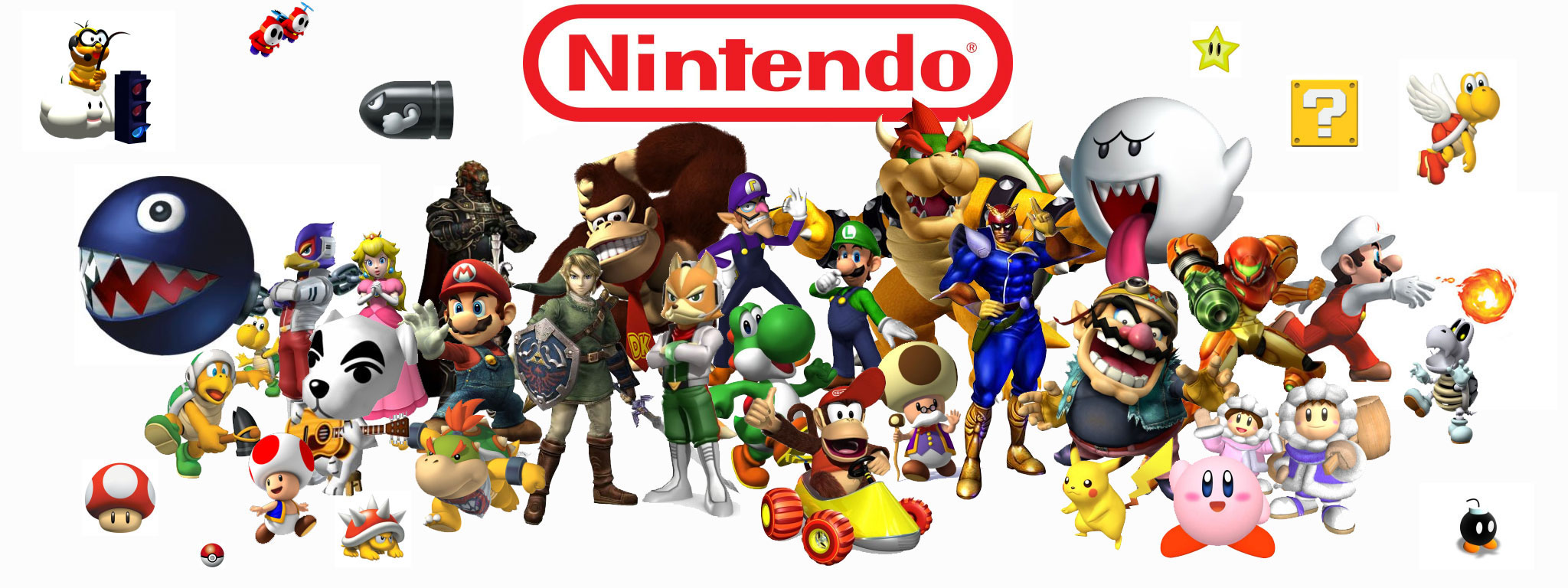 Nintendo To Expand Character LicensingWario And Waluigi Wallpaper