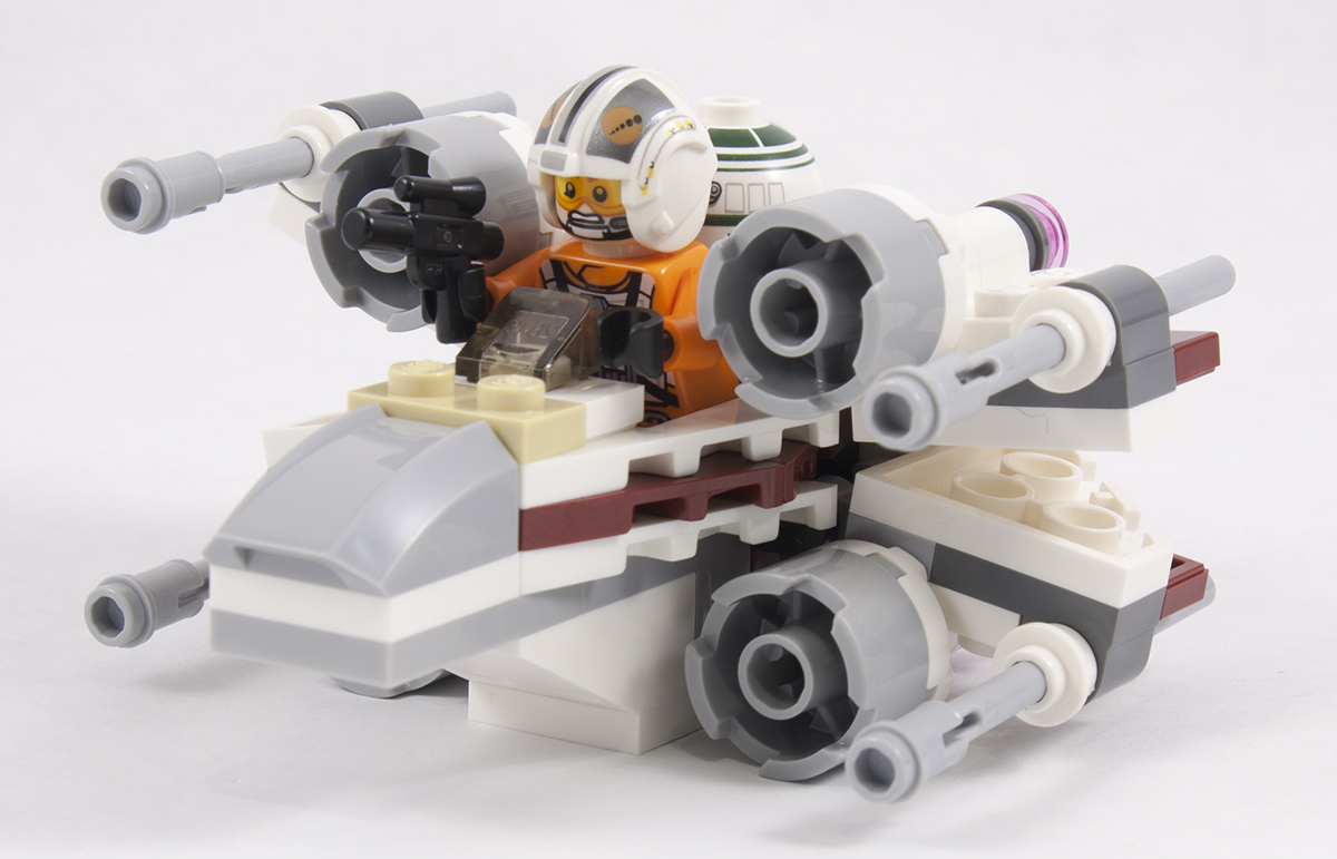 Review 75032 x wing fighter microfighter
